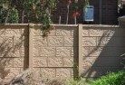 Adams Estate Barrier wall fencing 3