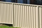 Adams Estate Corrugated fencing 6