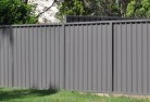 Adams Estate Corrugated fencing 9